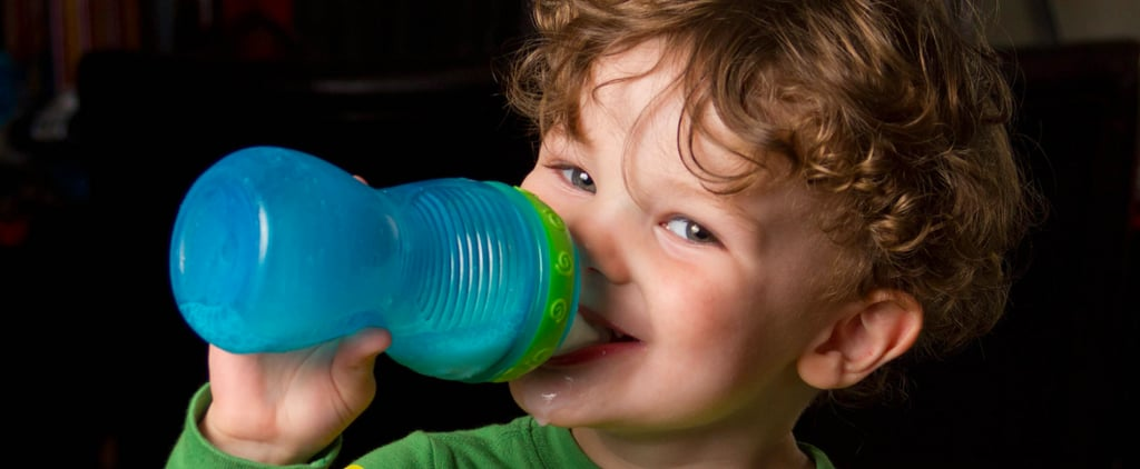 7 Tips For Switching to Sippy Cups