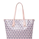 Liberty Little Marlborough Tote Bag in Iphis Canvas