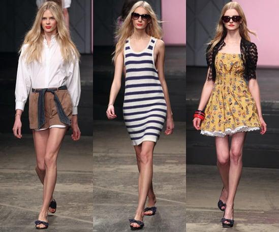 Photos of Twenty8Twelve Spring 2011 at London Fashion Week 2010-09-18 09:31:58
