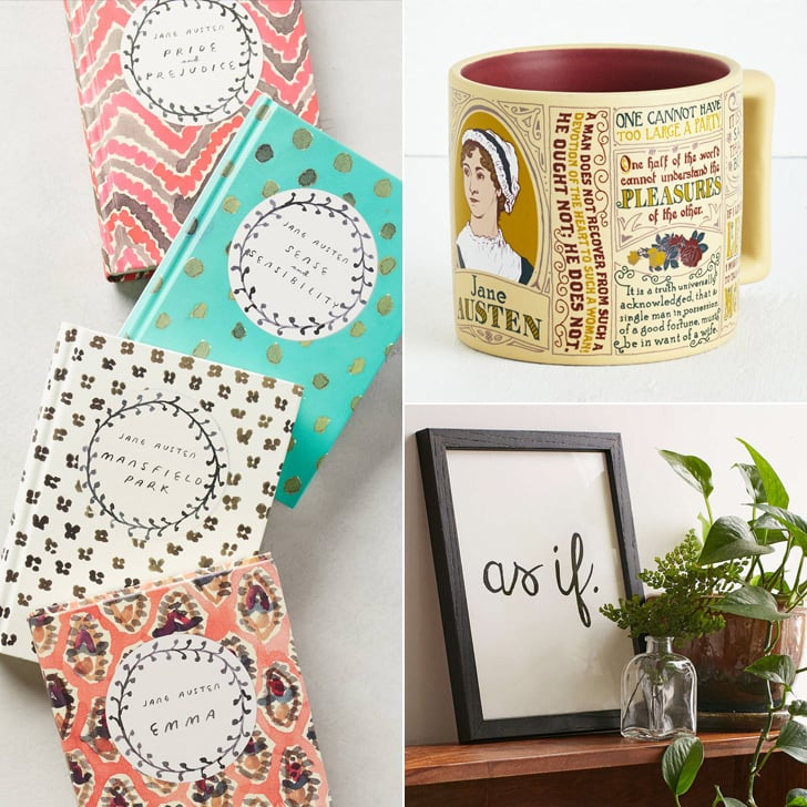 35 Novel Gift Ideas For the Jane Austen Fan