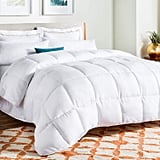 LINENSPA All-Season White Down Alternative Quilted Comforter in Queen