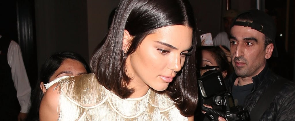 If Kendall Jenner's Top Doesn't Make You Love Her Outfit, Her Shoes Will Seal the Deal