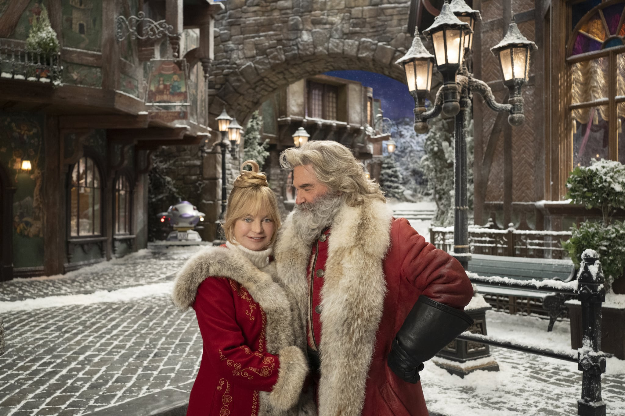 Kurt Russell and Goldie Hawn Are Returning For Netflix's Christmas Chronicles Sequel