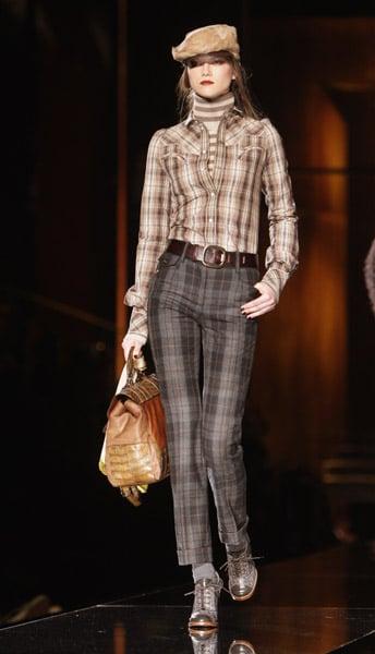 Milan Fashion Week Autumn/Winter 2008: Dolce & Gabbana
