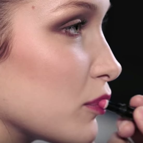 Bella Hadid's Christian Dior Gradation Makeup Tutorial 2017