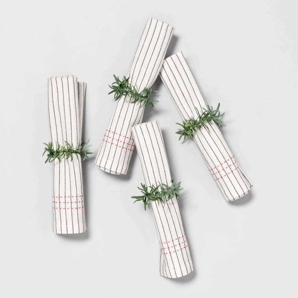 Greenery Rosemary Napkin Ring