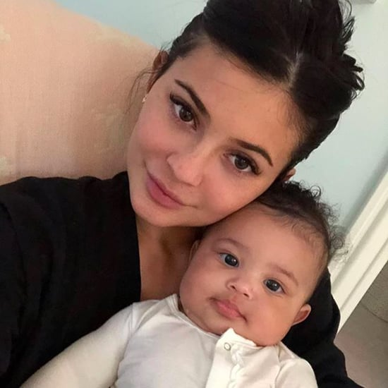 Kylie Jenner's Birthday Message For Stormi 2019