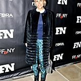 Tory Burch at the Footwear News Achievement Awards.