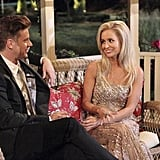 Jef and Emily Maynard on The Bachelorette.