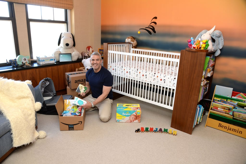 Andy Cohen's Baby Gear Essentials From Amazon