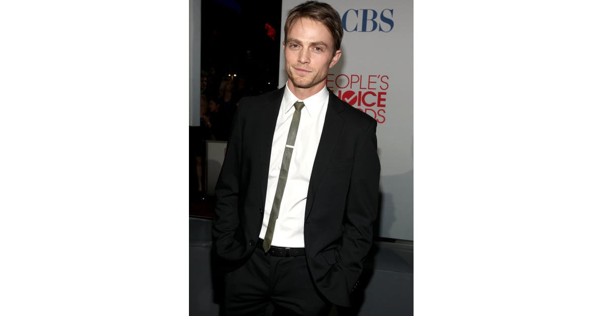 Wilson Bethel The Hart of Dixie star is a small-screen