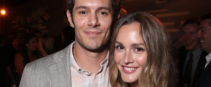 Leighton Meester and Adam Brody Have an IRL Teen-Drama Happy Ending