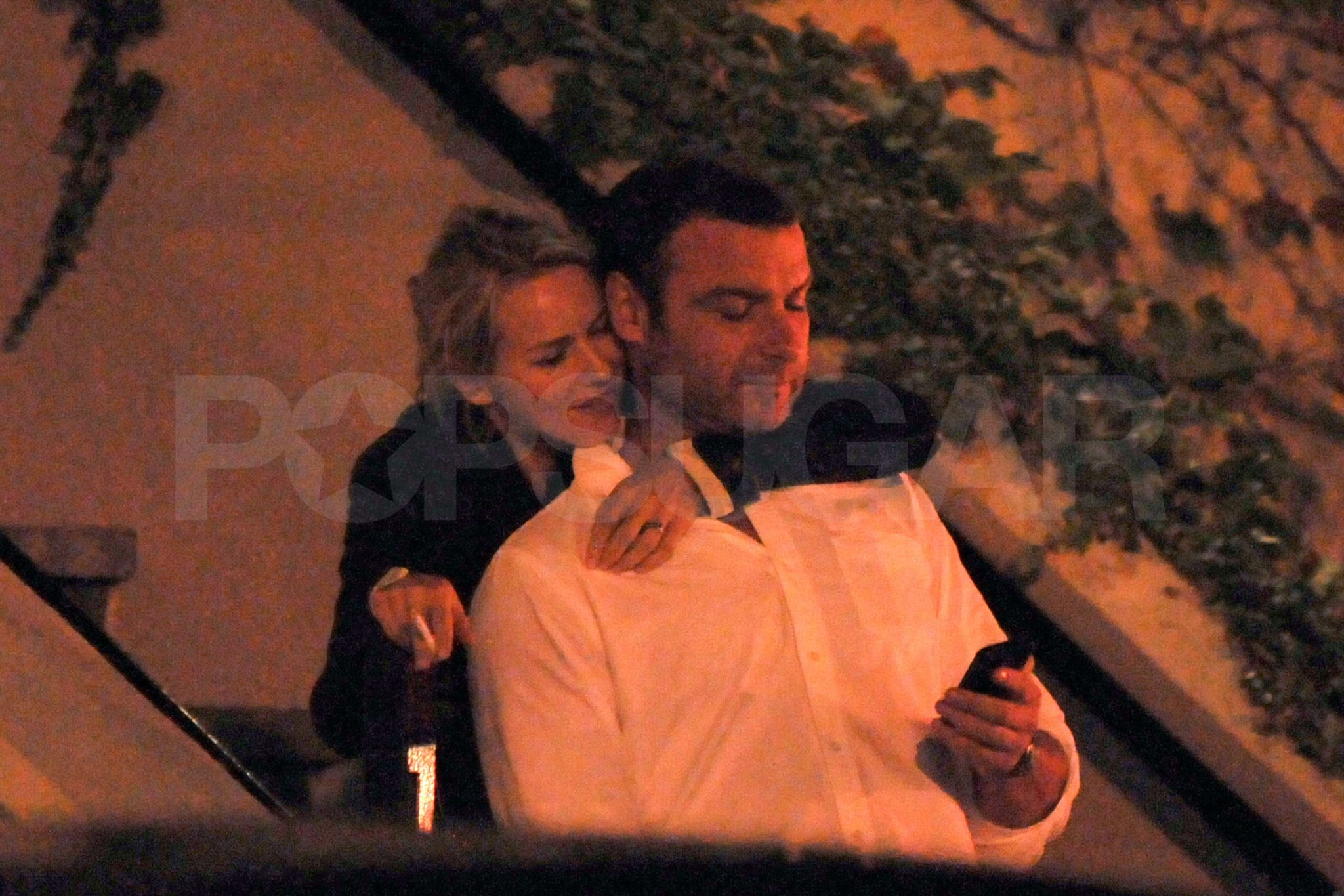 Pictures of Naomi Watts and Liev Schreiber Celebrating Her ...