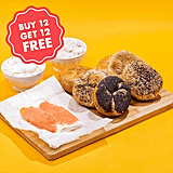 Ess-a-Bagel Father's Day Special