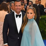 Alex Rodriguez Kisses Jennifer Lopez During Interview