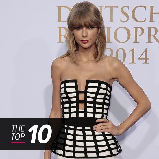 Taylor Swift Wearing Sass And Bide Dress In September 2014 Popsugar Fashion Australia