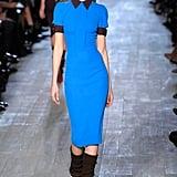 Victoria Beckham Wearing Her Own Designs