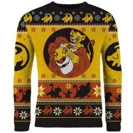 Lion King: Hakuna Holidays Knitted Christmas Sweater