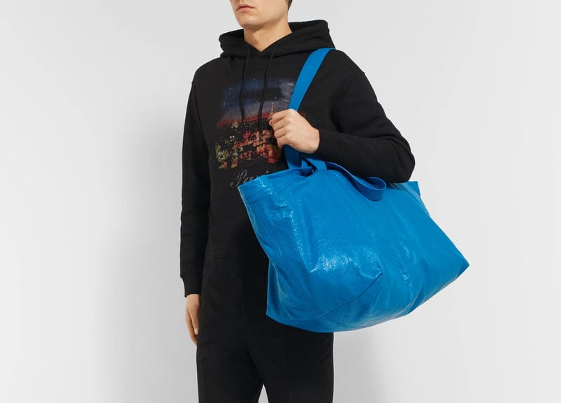 Ikea Had the Mother of All Comebacks to Balenciaga's Copycat Bag
