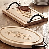 Maple Leaf At Home Personalized Cutting Board ($152)