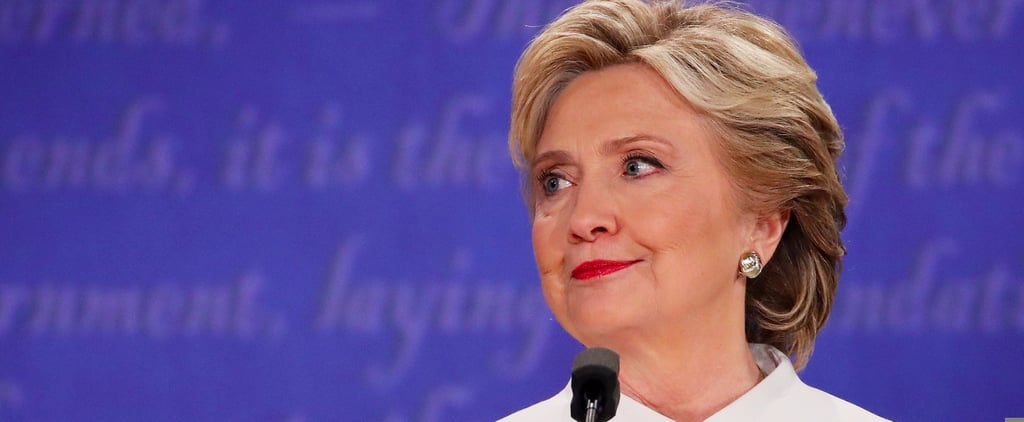 The Unforgettable Moment Hillary Clinton Stood Up For Women Against a Dangerous Man