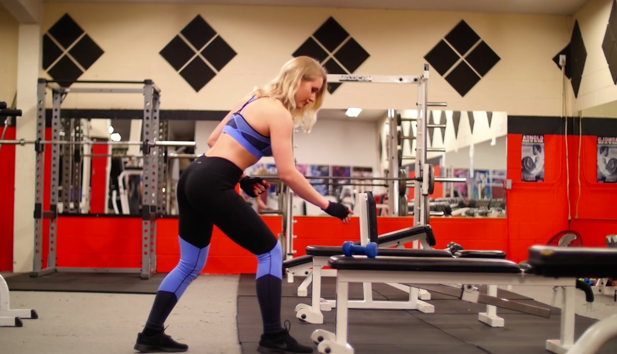 bulking up from weightlifting funny video popsugar fitness share this link