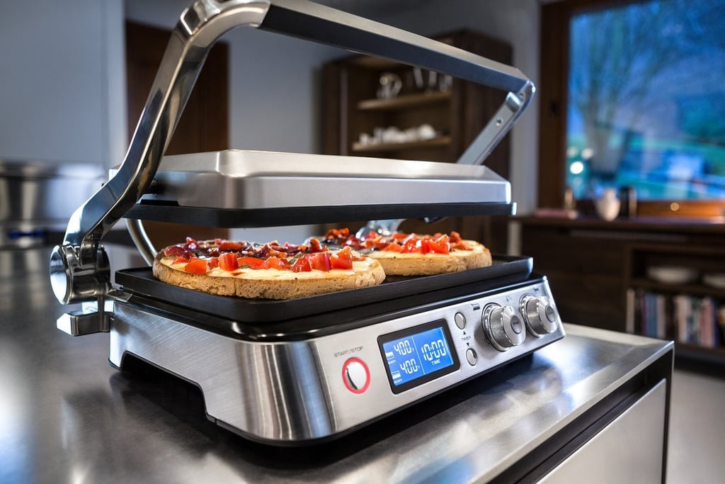 Livenza All-Day Grill, Griddle and Waffle Maker ($300)