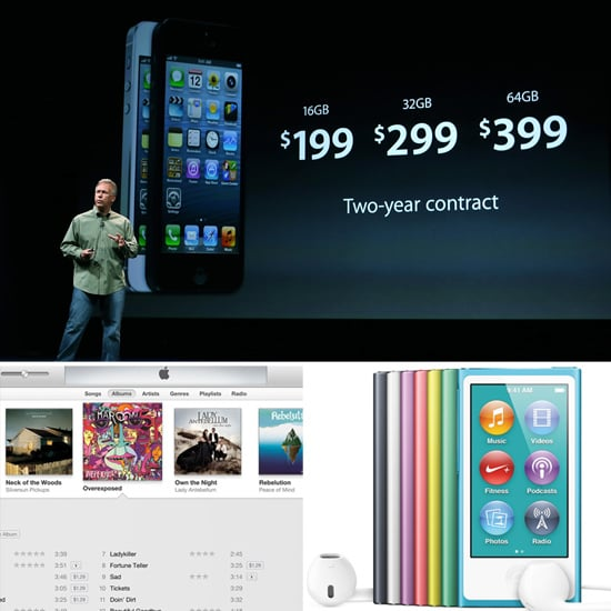 Apple's Big News: iPhone 5 Pros and Cons, New iPods, and Fresh iTunes