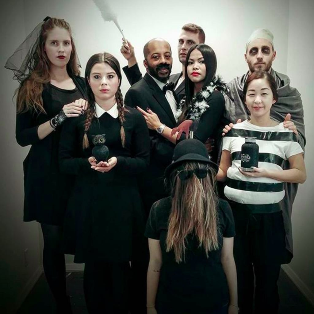 Halloween Group Costume Ideas 2018.Halloween Group Costumes For Work Popsugar Smart Living