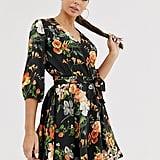 Shop a Similar Floral Dress