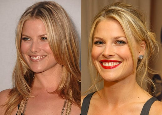 What Lipstick Looks Best on Ali Larter?