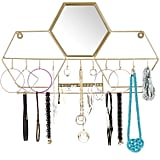 Excello Global Products Wall-Mounted Jewelry Storage Organizer