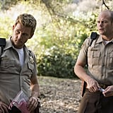 Ryan Kwanten and Chris Bauer play Jason and Andy.