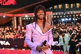 I'd Personally Like to Give an Award to Lil Nas X and His Full-On '80s Mullet at the VMAs