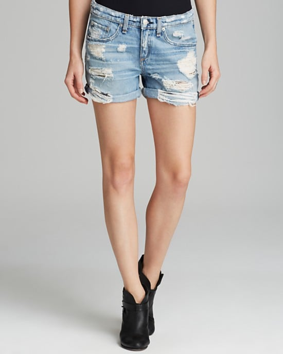 Rag & Bone jean shorts ($209)