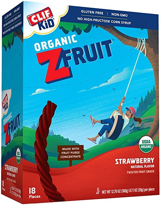 ZBar Organic Fruit Rope