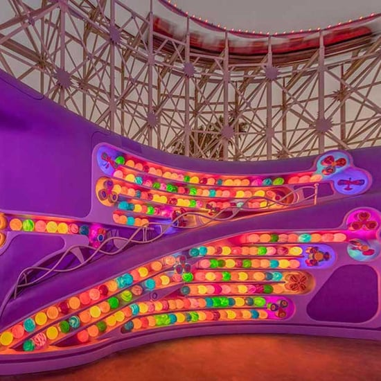 First Look at Inside Out Emotional Whirlwind at Disney