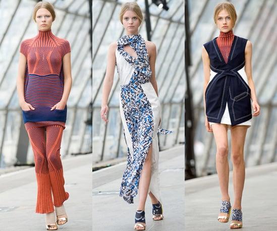 2011 Spring London Fashion Week: Peter Pilotto