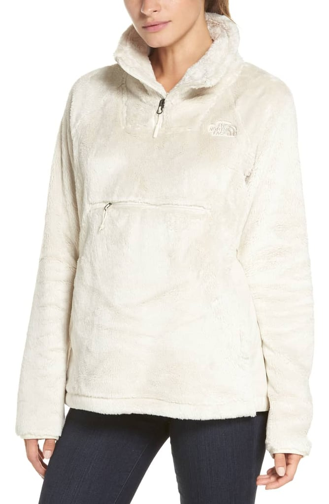 79fdc6a3b The North Face Osito Sport Hybrid Pullover Jacket | Best North Face ...