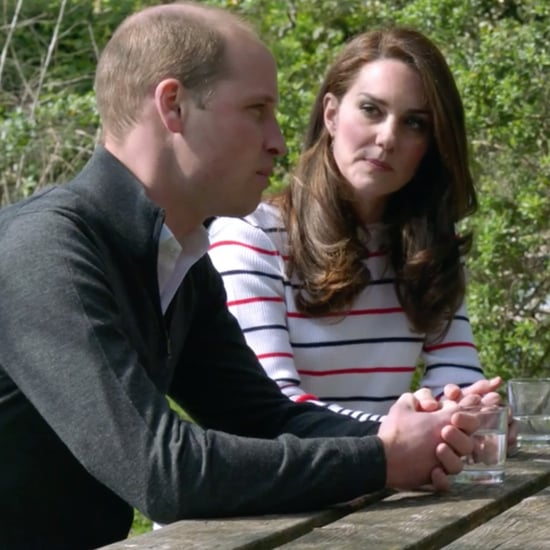 William, Harry, and Kate Talk About Diana's Death Video