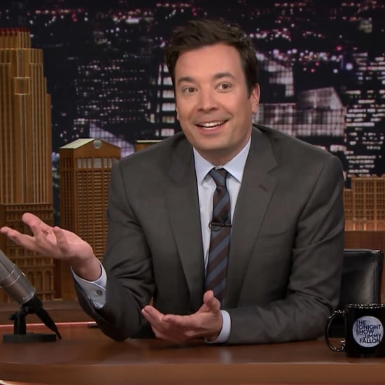 Jimmy Fallon Loves Gilmore Girls