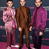 The Jonas Brothers Attend Women's Cancer Research Fund Event