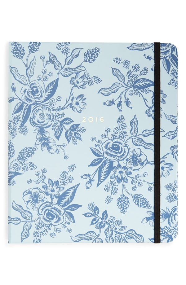 Rifle Paper Co. 2016 Toile 17-Month 2016 Planner