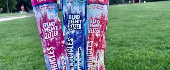 Bud Light Seltzer Retro Summer Frozen Icicles Review