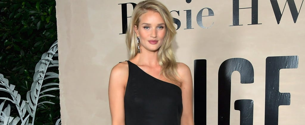 Rosie Huntington-Whiteley Just Took Her Maternity Style Up a Notch