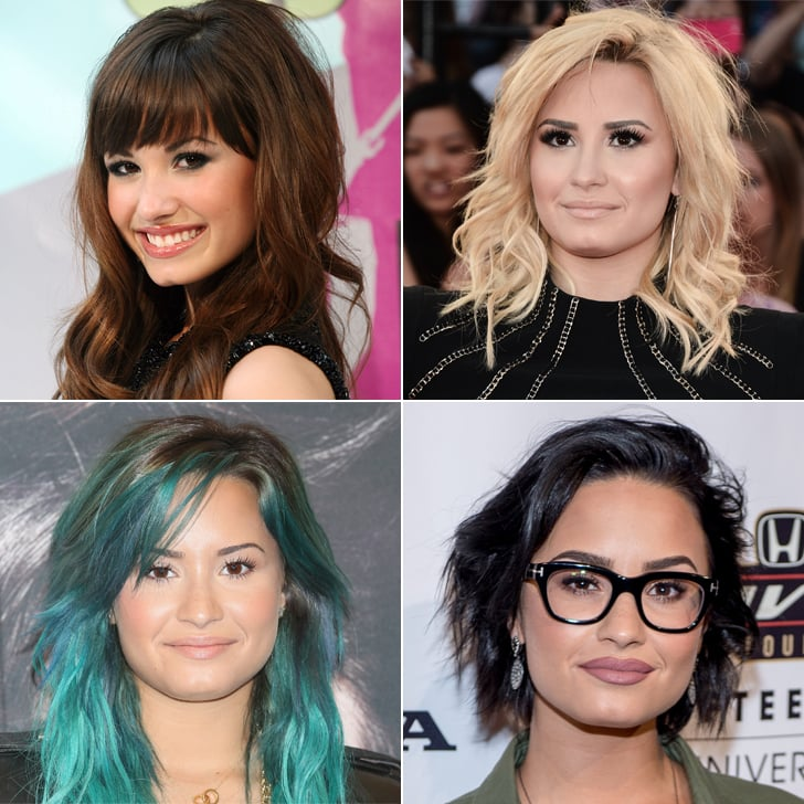 Demi Lovato Hair Pictures Popsugar Latina