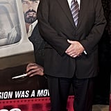 John Goodman attended his Argo premiere in Washington, DC.