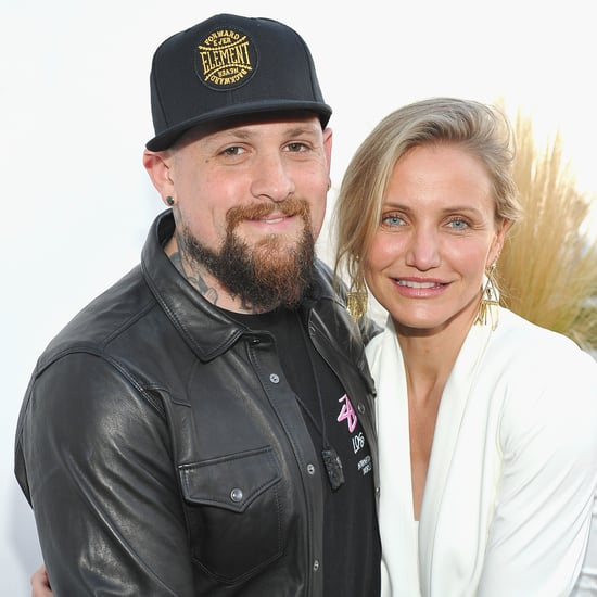 Cameron Diaz and Benji Madden Welcome Their First Child