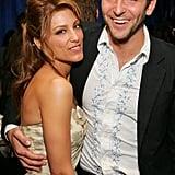 Jennifer Esposito et Bradley Cooper