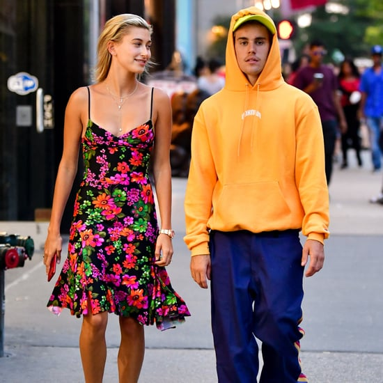 Justin Bieber and Hailey Baldwin Celibacy Quotes Vogue 2019